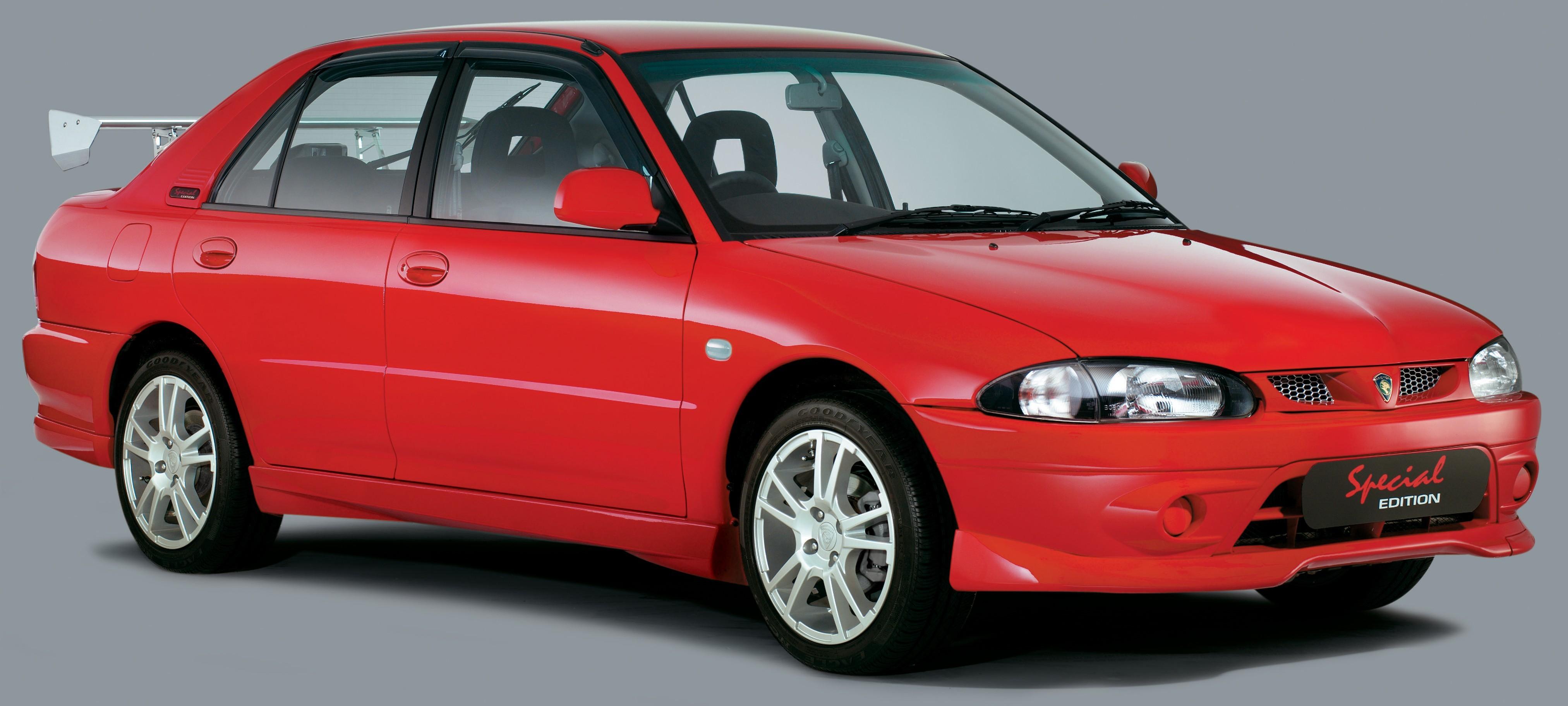 Proton Persona I 1993 - 2007 Hatchback 3 door #5