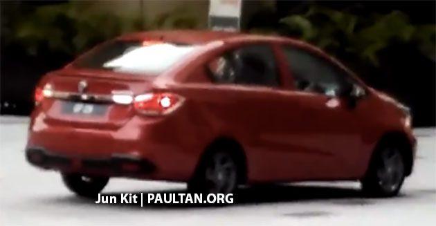 Proton Persona III 2016 - now Sedan #6