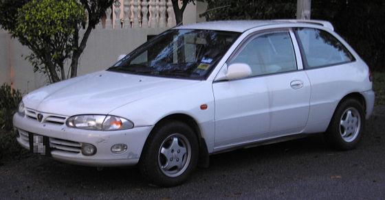 Proton Satria I (300 Series) 1996 - 2005 Hatchback 3 door #3