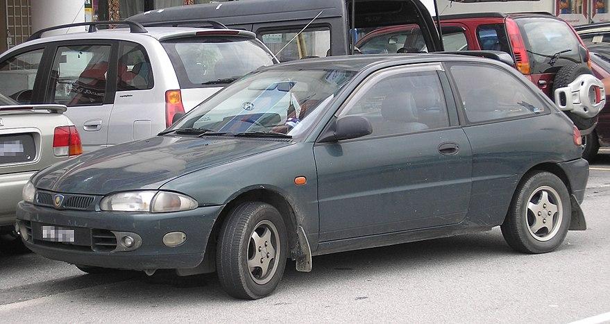 Proton Satria I (300 Series) 1996 - 2005 Hatchback 3 door #7
