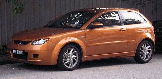 Proton Satria II 2006 - 2015 Hatchback 3 door #5