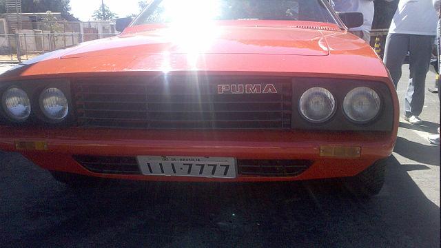 Puma GTB 1973 - 1984 Coupe #4