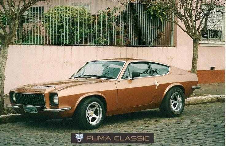 Puma GTB 1973 - 1984 Coupe #1