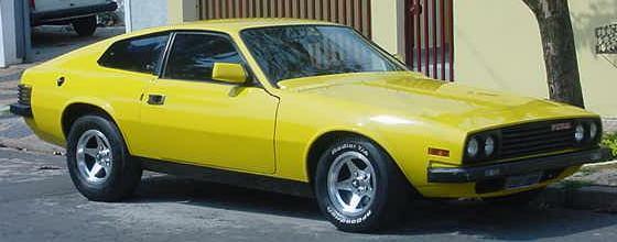 Puma GTB 1973 - 1984 Coupe #8
