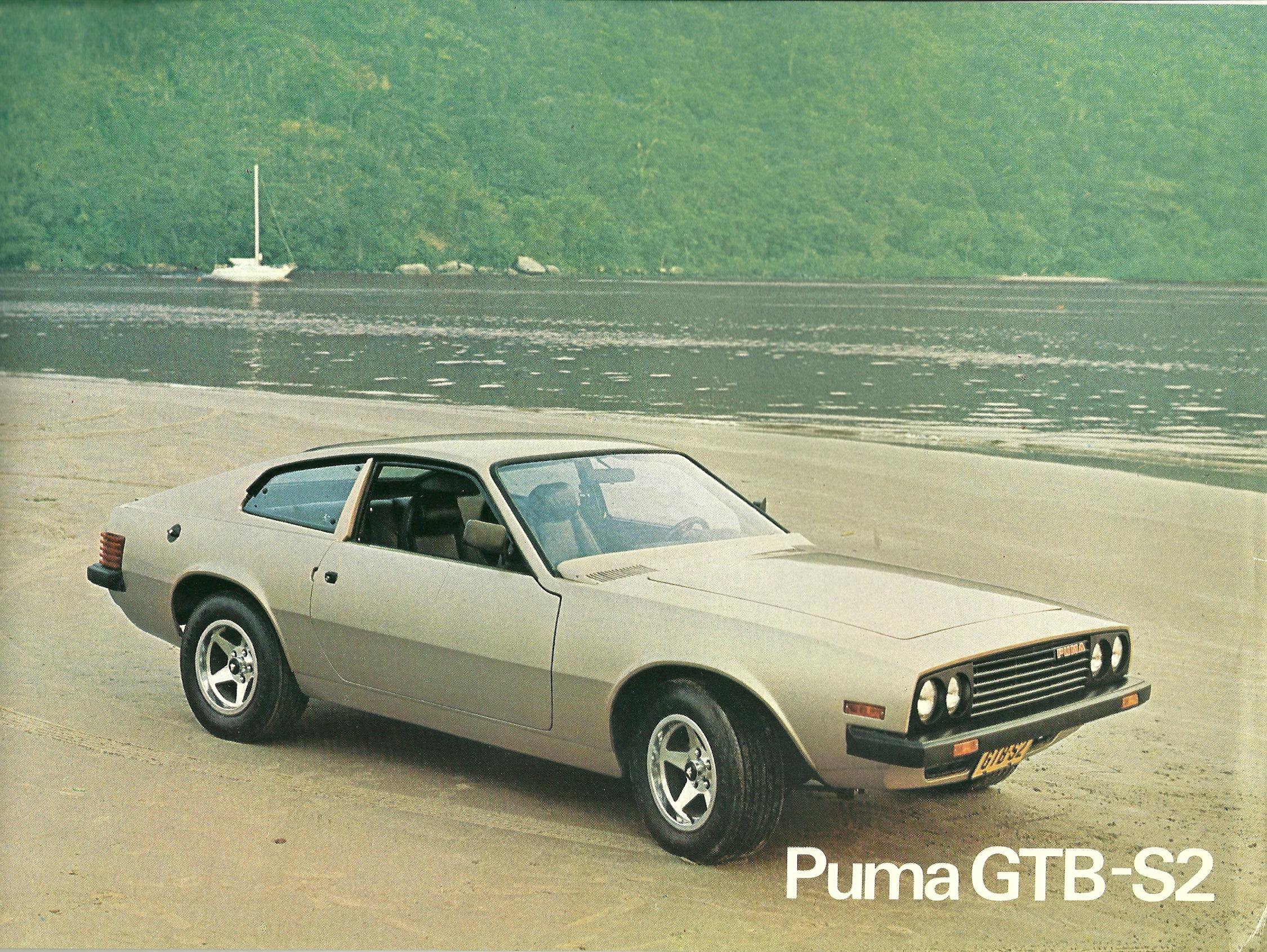 Puma GTB 1973 - 1984 Coupe #6