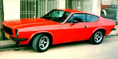 Puma GTB 1973 - 1984 Coupe #7