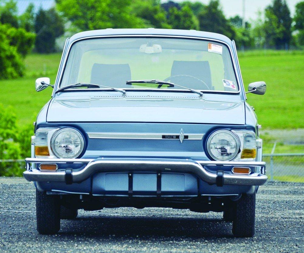 Renault 10 1965 - 1971 Sedan #1