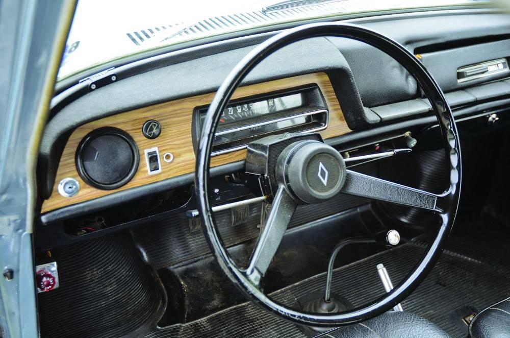 Renault 10 1965 - 1971 Sedan #7