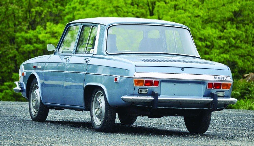 Renault 10 1965 - 1971 Sedan #5