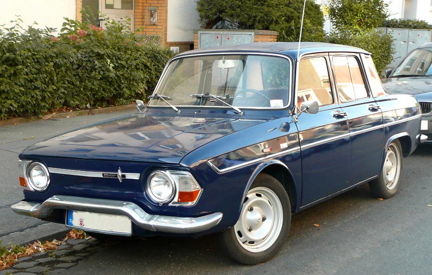 Renault 10 1965 - 1971 Sedan #6