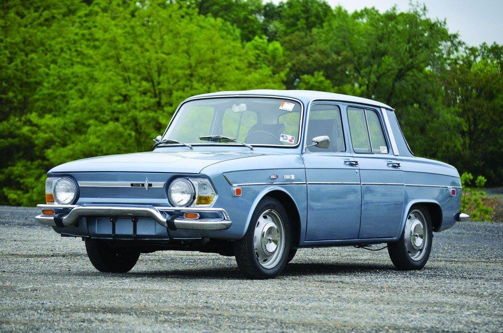 Renault 10 1965 - 1971 Sedan #8
