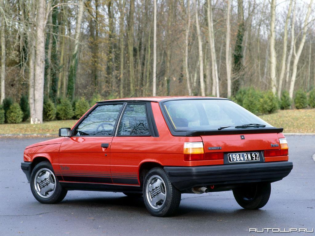 Renault 11 1983 - 1989 Hatchback 3 door #5