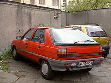 Renault 11 1983 - 1989 Hatchback 5 door #4