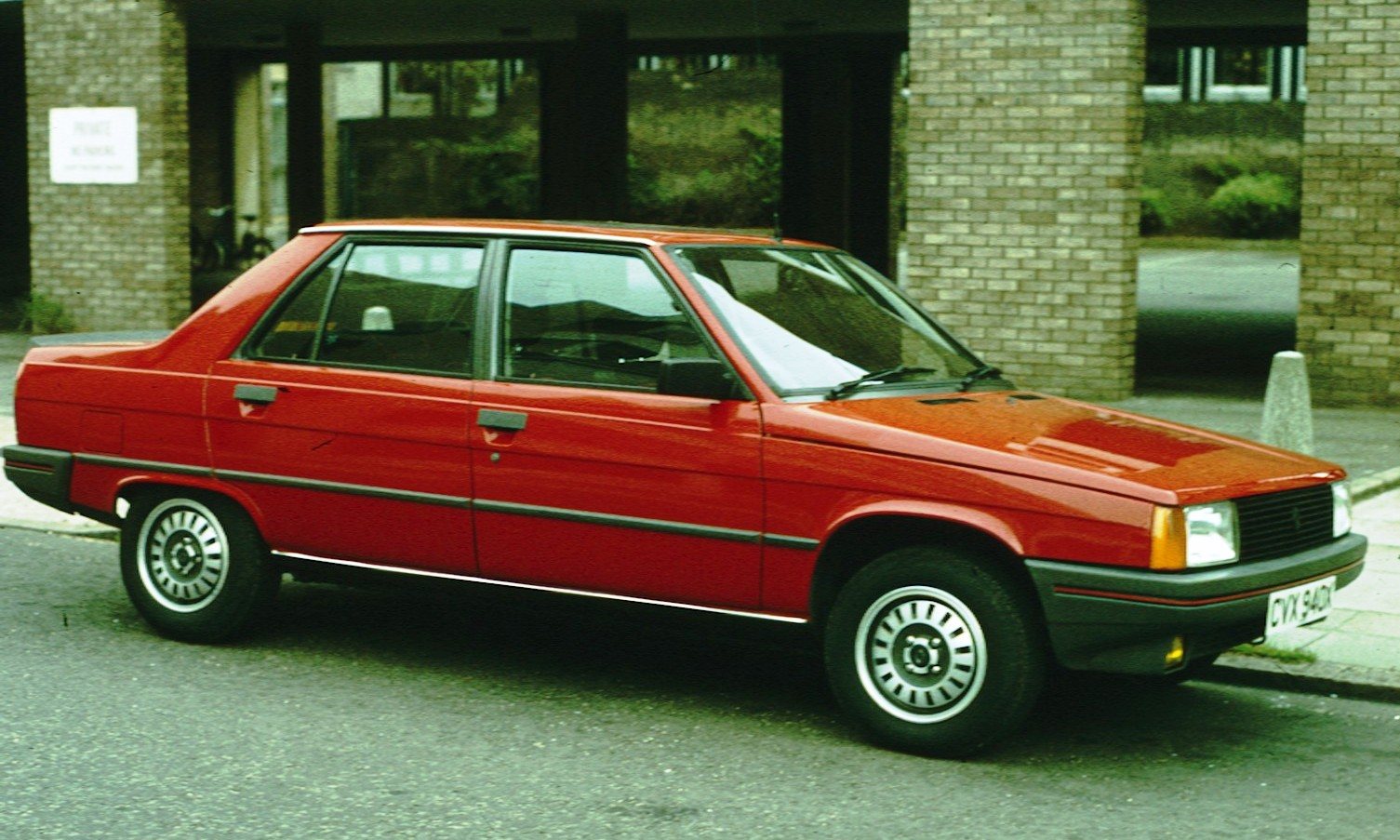 Renault 11 1983 - 1989 Hatchback 5 door #3