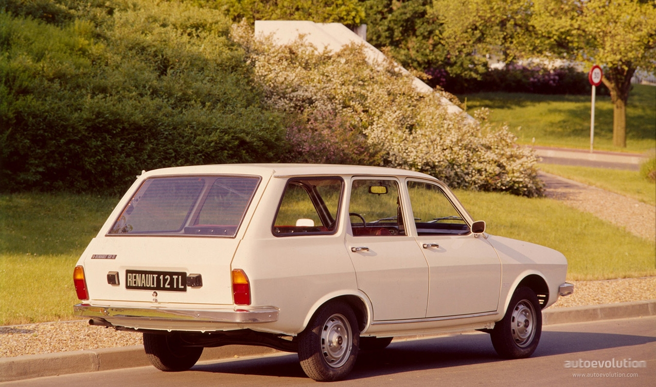 Renault 12 1969 - 1980 Station wagon 5 door #5
