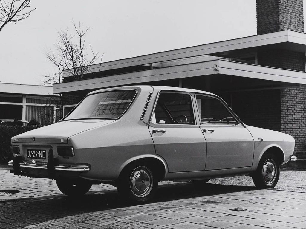 Renault 12 1969 - 1980 Sedan #8