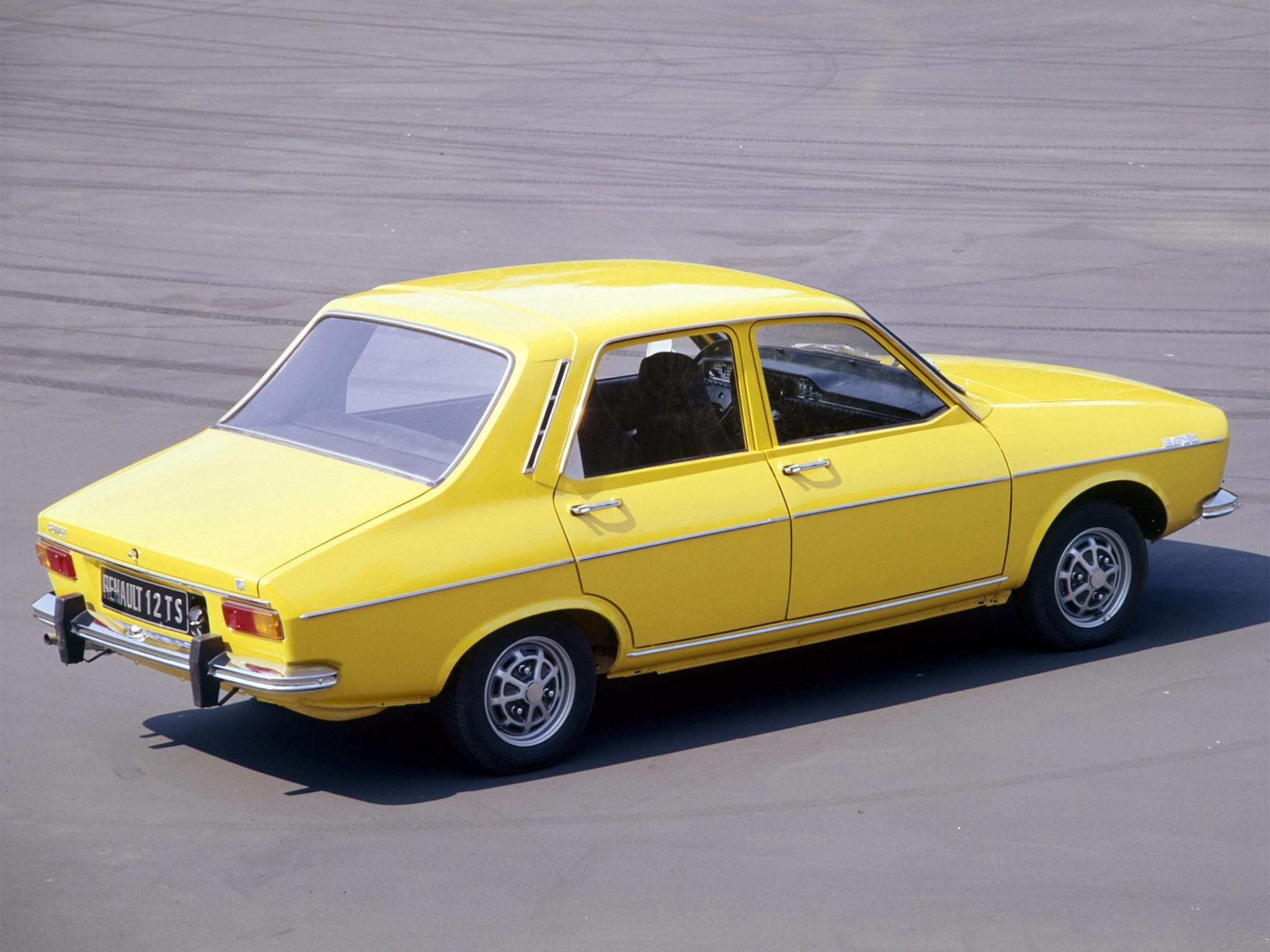 Renault 12 1969 - 1980 Sedan #5