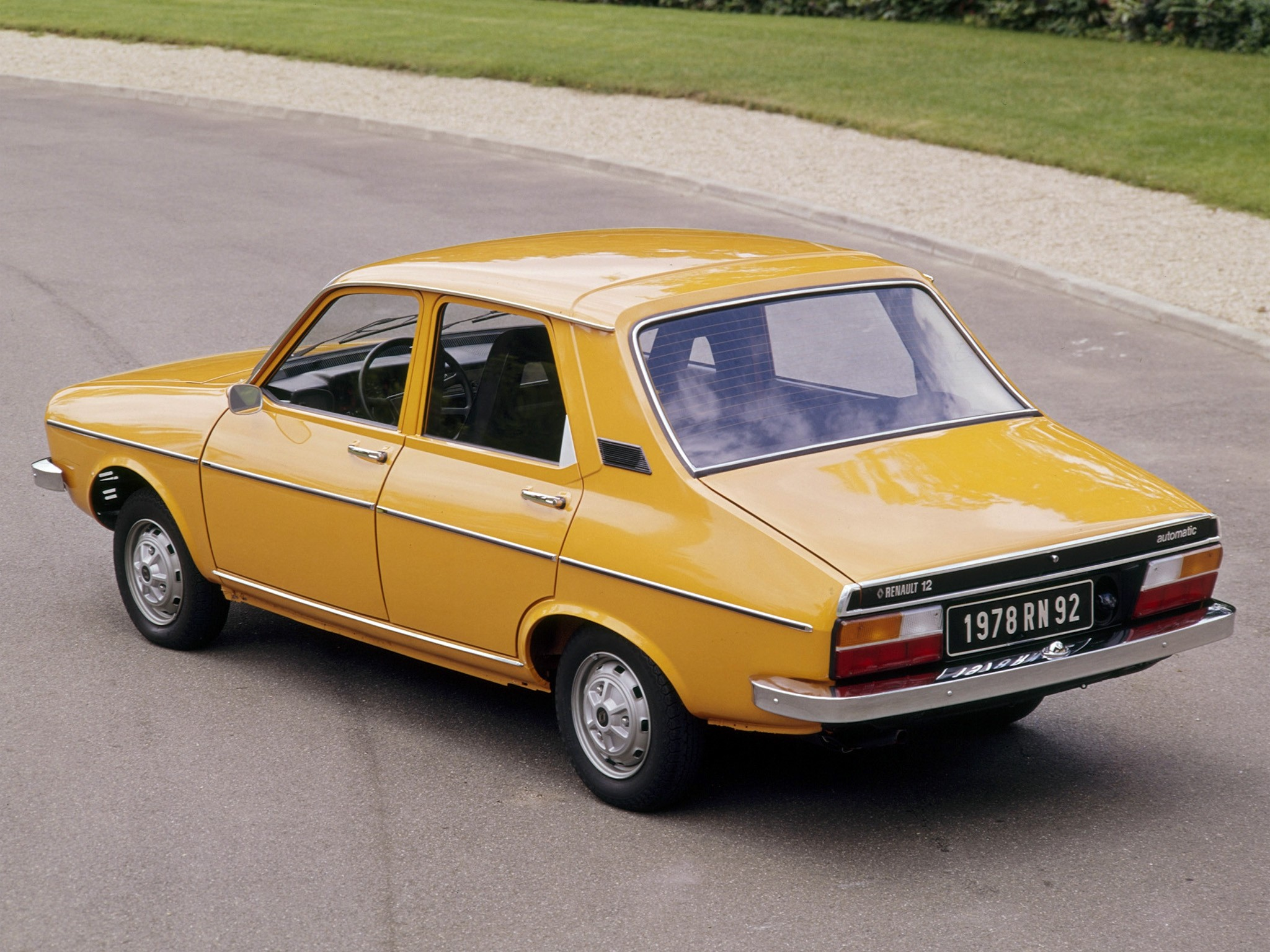 Renault 12 1969 - 1980 Sedan #6