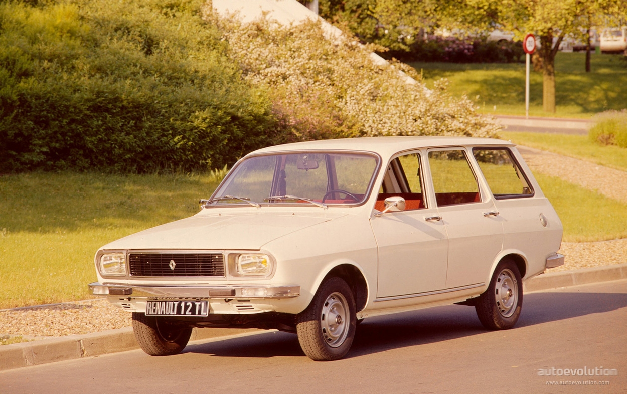 Renault 12 1969 - 1980 Station wagon 5 door #3