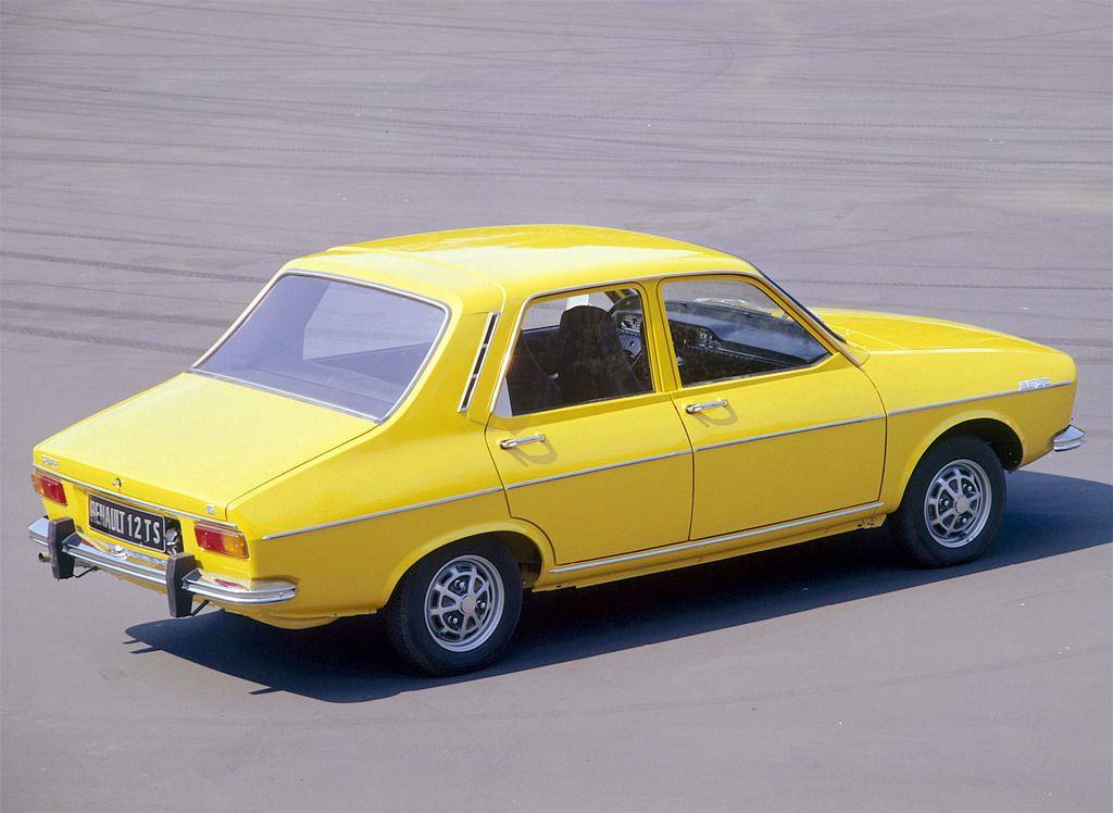Renault 12 1969 - 1980 Station wagon 5 door #2