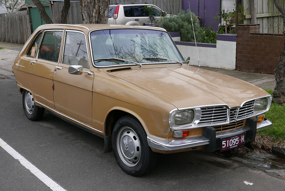 Renault 12 1969 - 1980 Station wagon 5 door #8