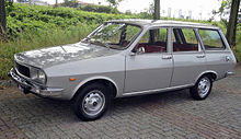 Renault 12 1969 - 1980 Station wagon 5 door #4