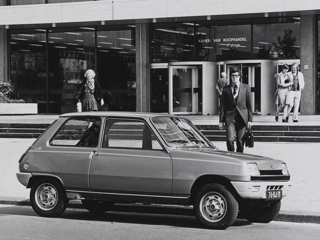 Renault 15 1972 - 1980 Hatchback 3 door #3