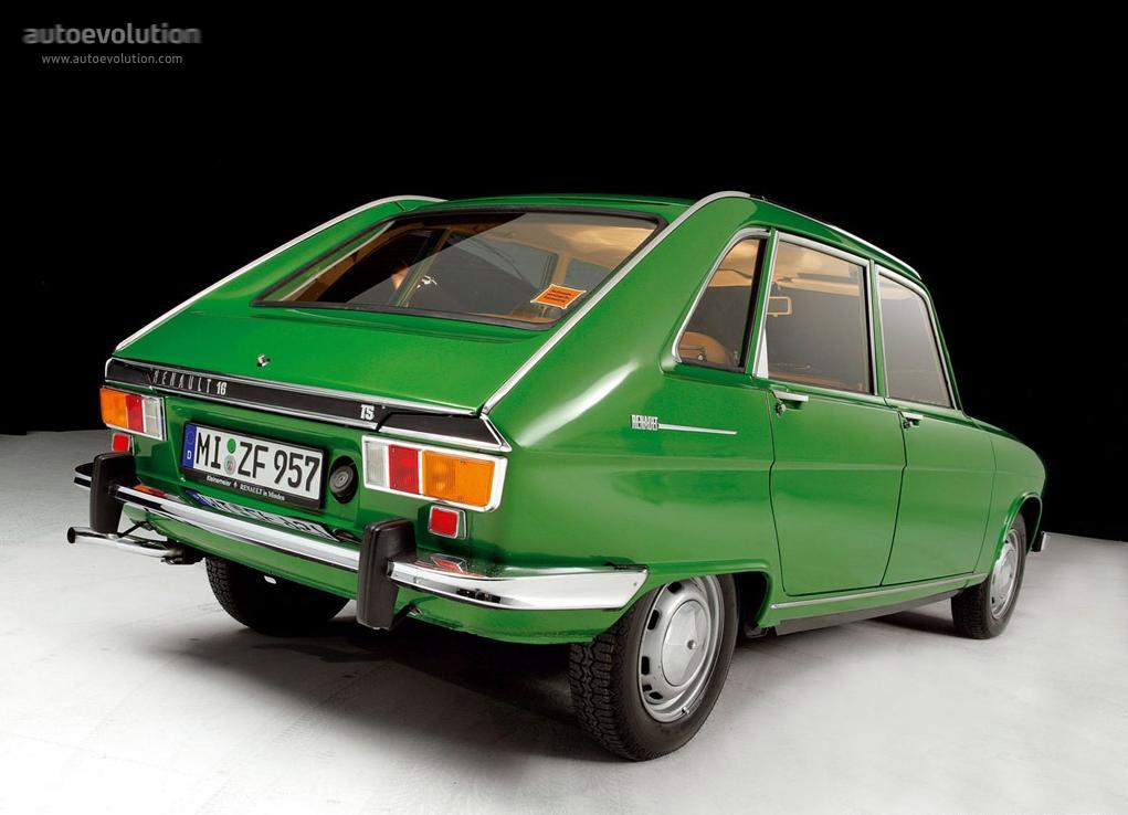 Renault 15 1972 - 1980 Hatchback 3 door #7