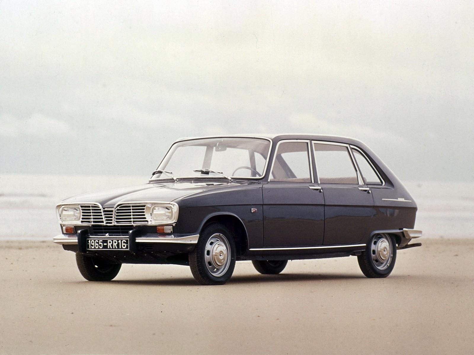 Renault 16 1968 - 1980 Hatchback 5 door #5