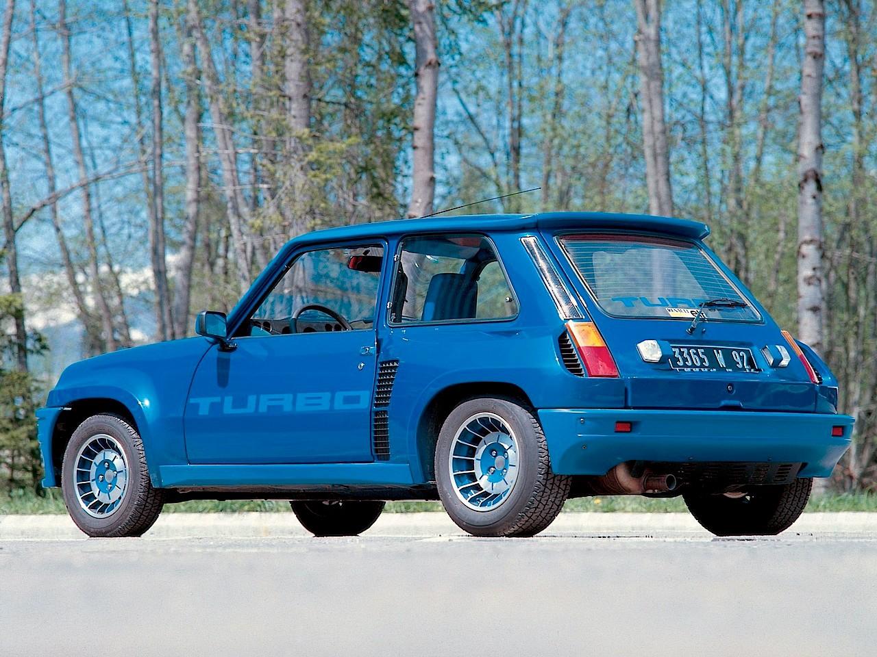 Renault 17 1972 - 1980 Hatchback 3 door #2
