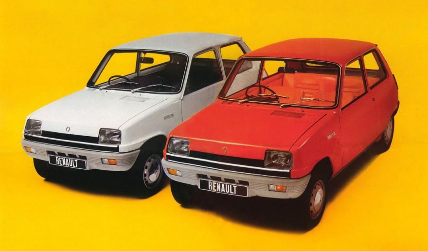 Renault 17 1972 - 1980 Hatchback 3 door #8