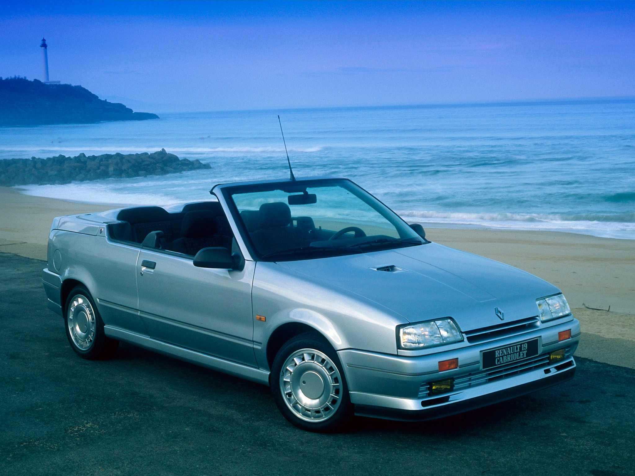 Renault 19 I 1988 - 1992 Cabriolet #2
