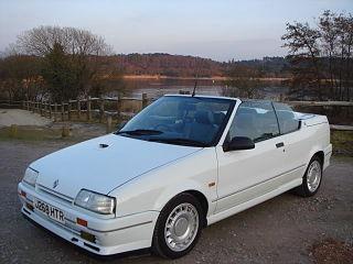 Renault 19 I 1988 - 1992 Cabriolet #8