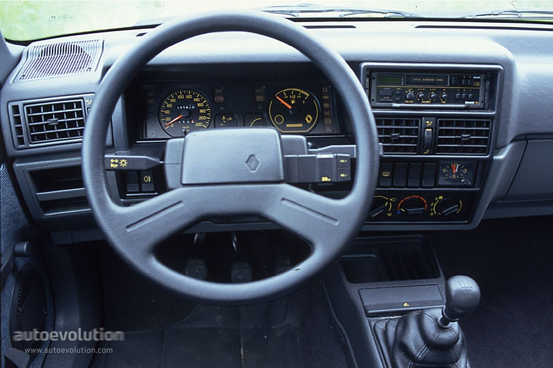 Renault 19 I 1988 - 1992 Cabriolet #6