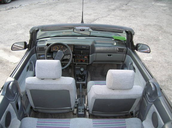 Renault 19 I 1988 - 1992 Cabriolet #4