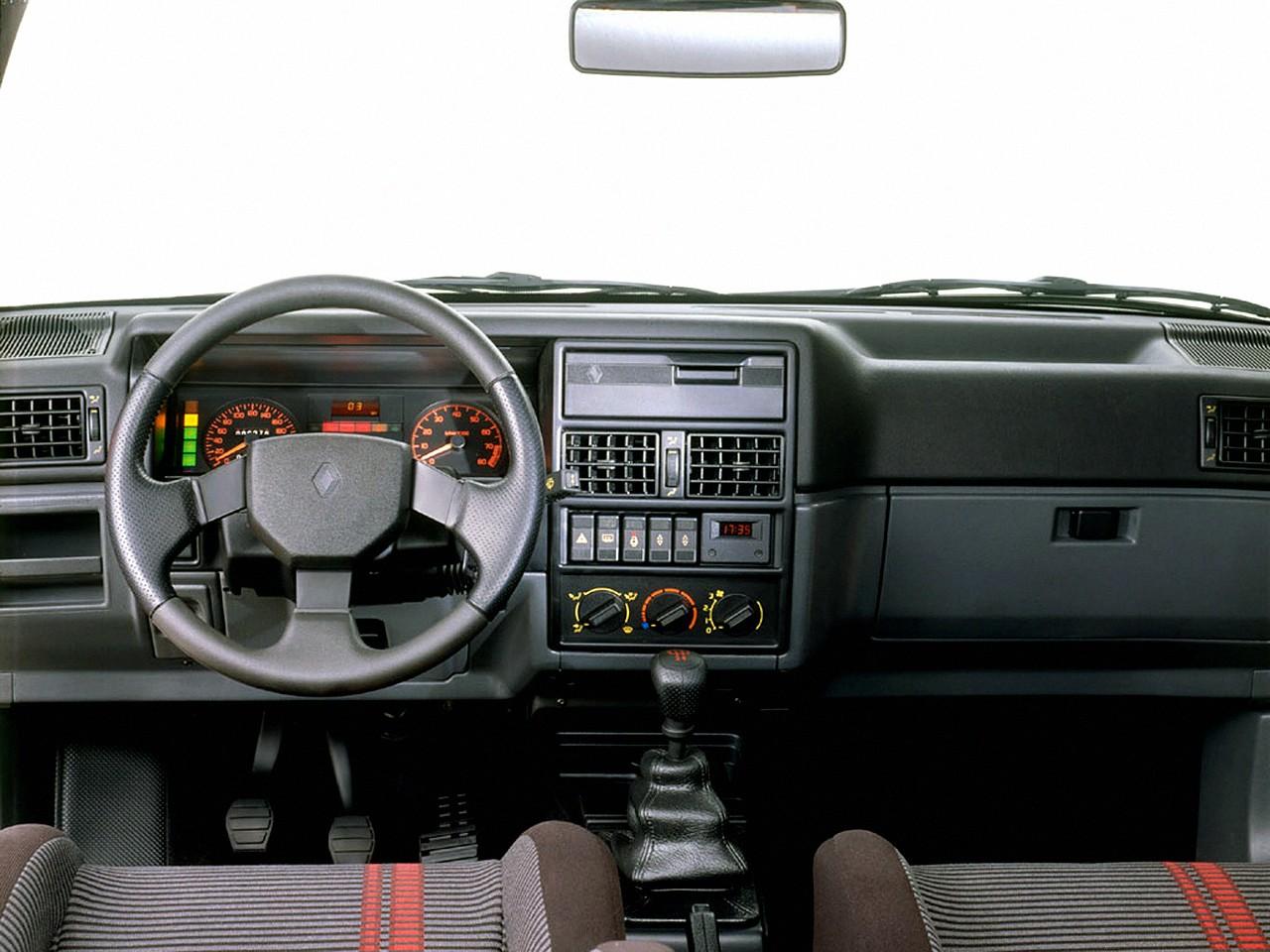 Renault 19 I 1988 - 1992 Cabriolet #5