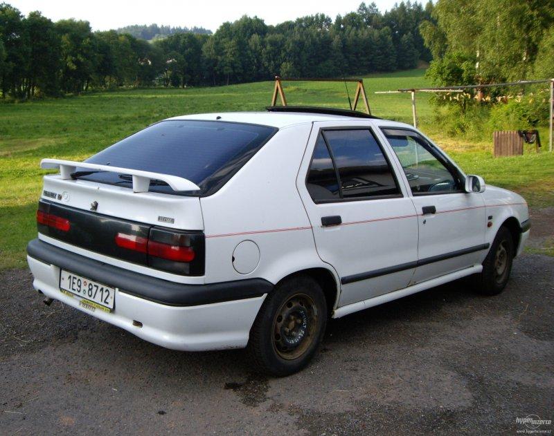 Renault 19 II 1992 - 2002 Hatchback 3 door #3