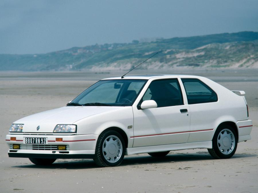 Renault 19 II 1992 - 2002 Hatchback 3 door #8