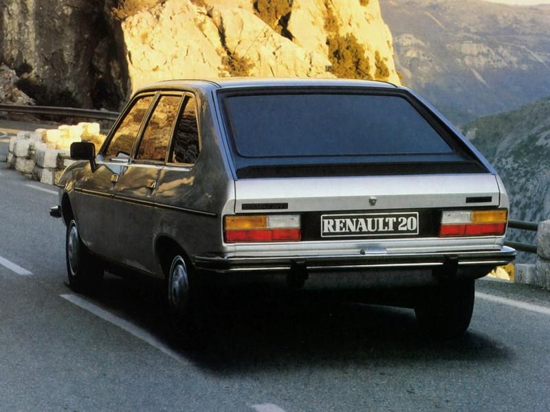 Renault 20 1975 - 1983 Hatchback 5 door #4