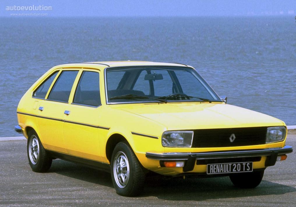 Renault 20 1975 - 1983 Hatchback 5 door #7