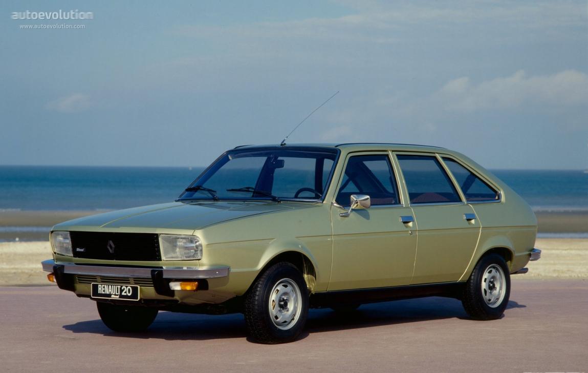 Renault 20 1975 - 1983 Hatchback 5 door #6