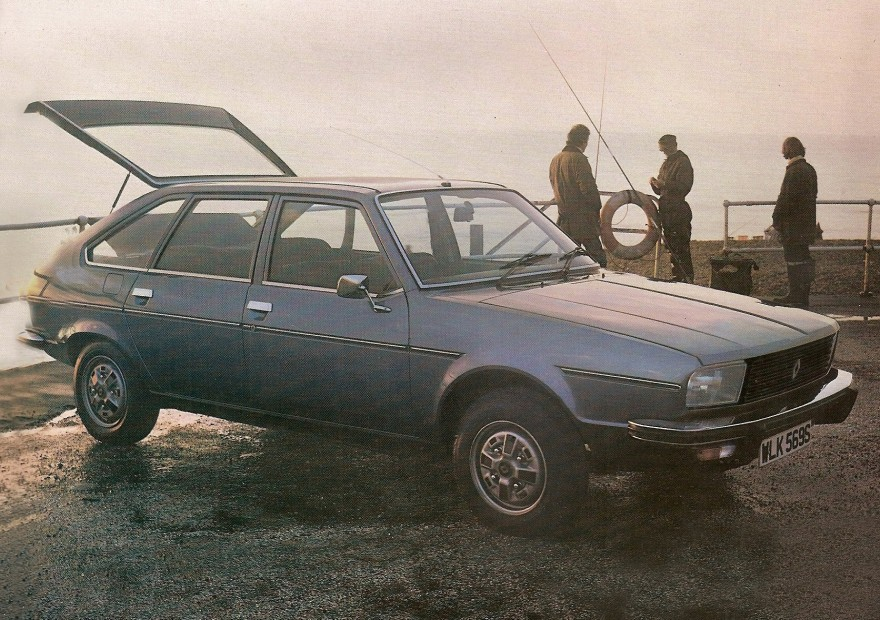 Renault 20 1975 - 1983 Hatchback 5 door #1