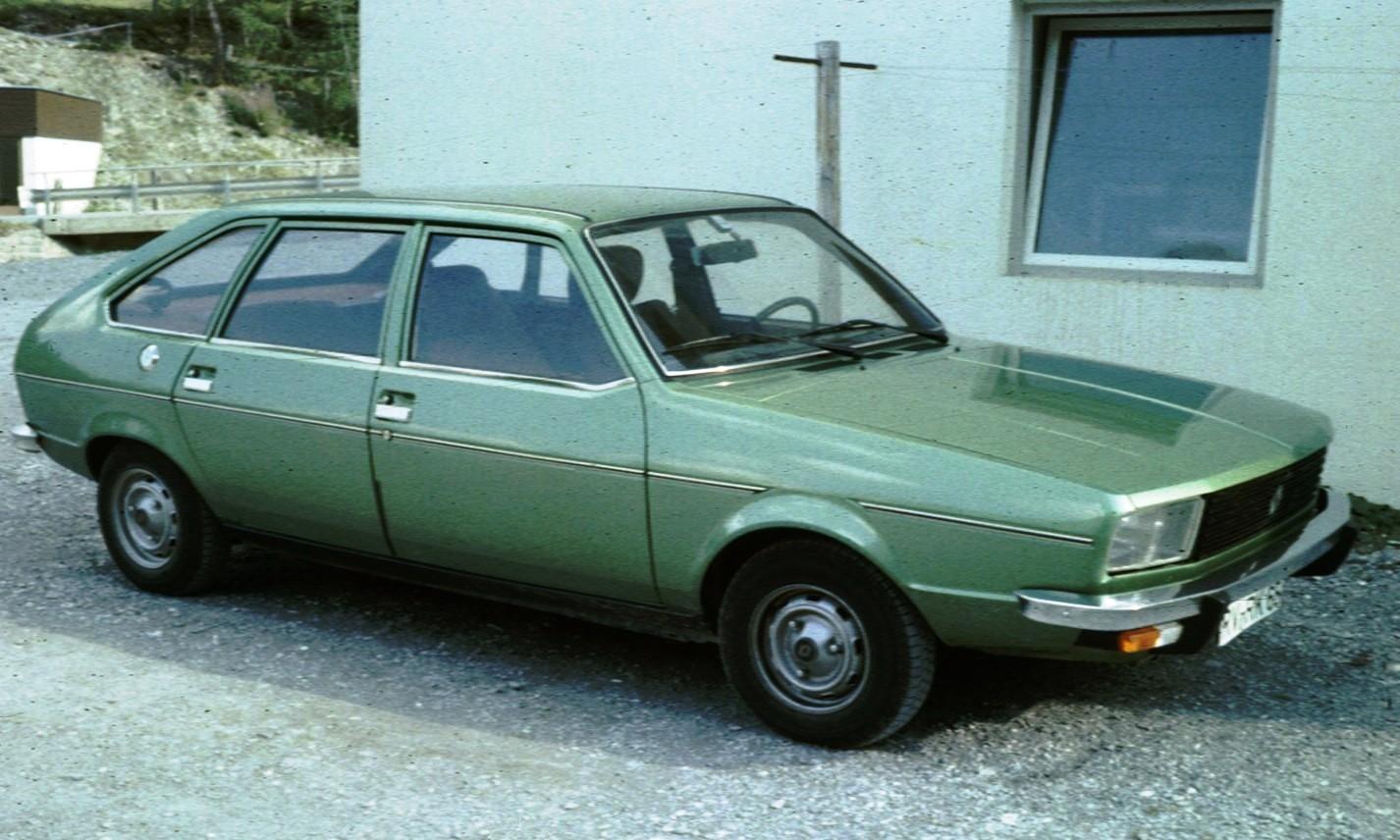 Renault 20 1975 - 1983 Hatchback 5 door #2