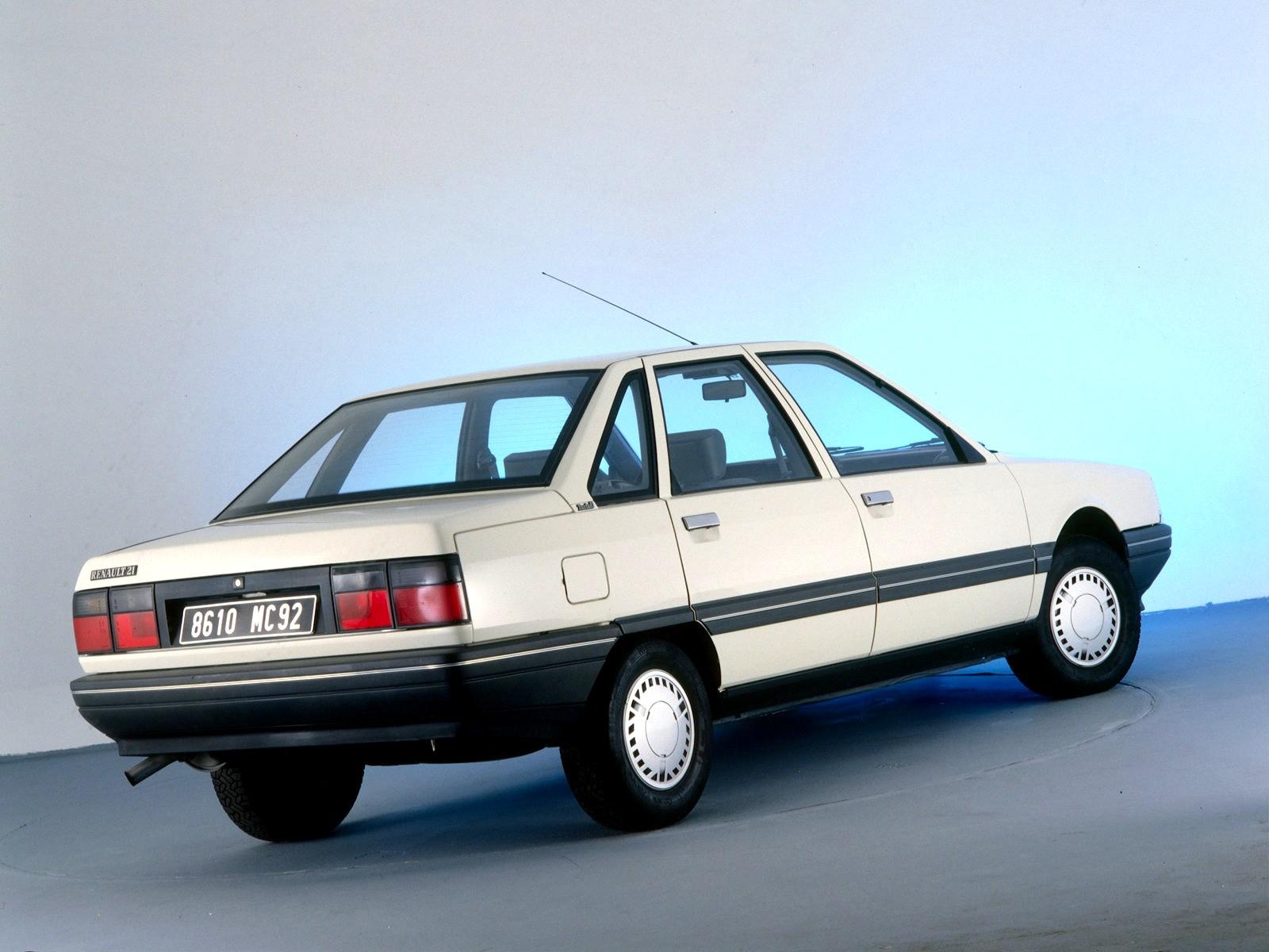 Renault 21 1986 - 1995 Hatchback 5 door #3