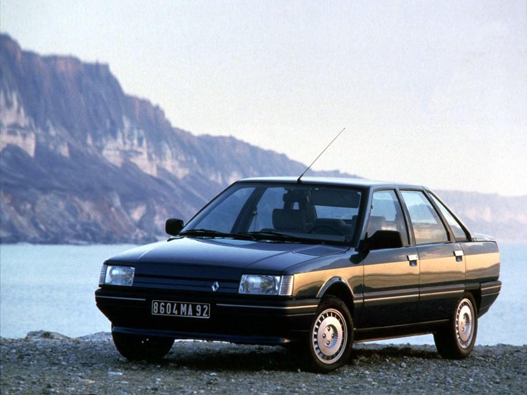 Renault 21 1986 - 1995 Hatchback 5 door #4