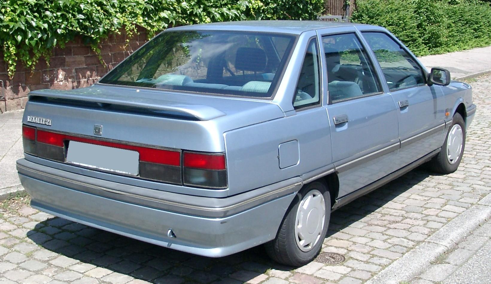 Renault 21 1986 - 1995 Hatchback 5 door #8