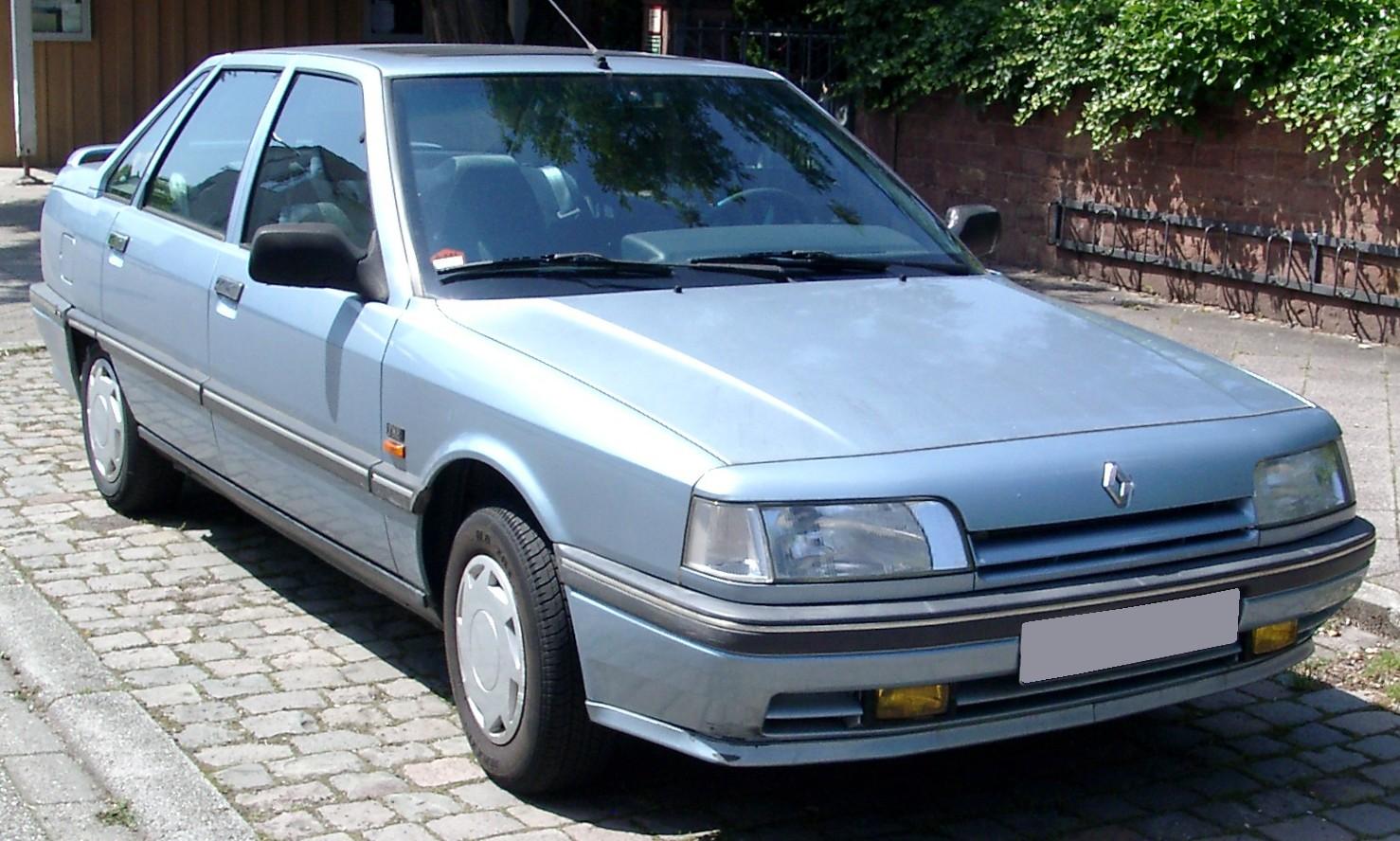 Renault 21 1986 - 1995 Hatchback 5 door #6