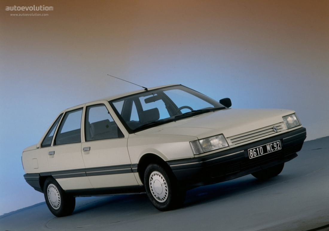 Renault 21 1986 - 1995 Sedan #4