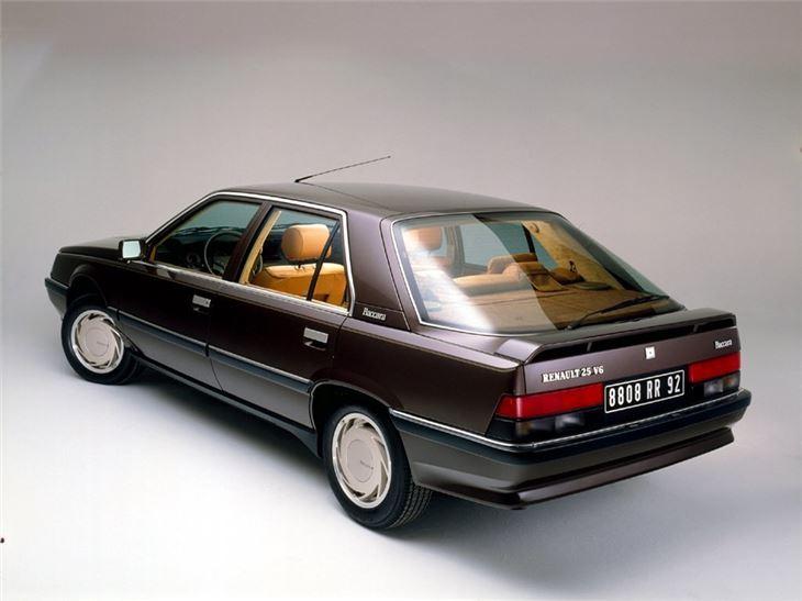 Renault 25 1983 - 1992 Liftback #2