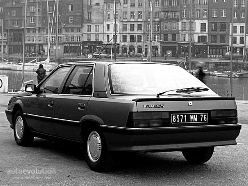 Renault 25 1983 - 1992 Liftback #3